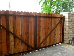 wooden gates in nottingham mitech joinery derby for rear of front