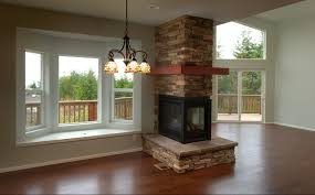 custom home design ideas fireplaces