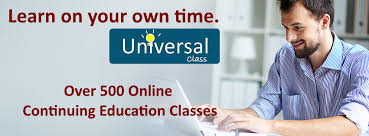 universal online class universal class kansas state library ks official website
