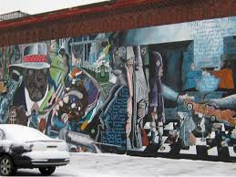a guide to 51 neighborhood murals you must see right now this mural for the chicago public art group back in 1975 it was meant to express the people s needs social ills and community grievances