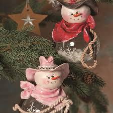 snow ornaments craft ideas