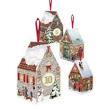 where can i buy christmas boxes buy coppenrath christmas houses advent boxes pack of 24