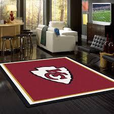 Area Rugs Kansas City by Kansas City Chiefs Fan Rugs