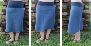 pattern for simple long skirt don t be afraid of the bias skirt a tutorial from guest corinnea s