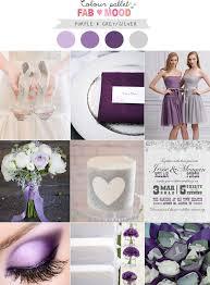 purple and silver wedding purple silver wedding colors purple silver wedding colours palette