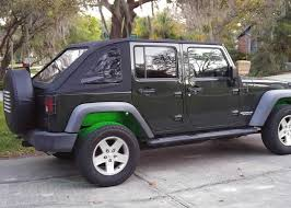 lowered 4 door jeep wrangler types of jeep wrangler tops how to care for them extremeterrain