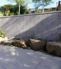 garden edges and retaining walls blocks australian paving centre