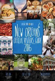 iers de cuisine en r ine orleans official visitors guide 2016 jul dec by orleans