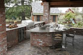 outdoor kitchens pictures designs covered outdoor kitchens