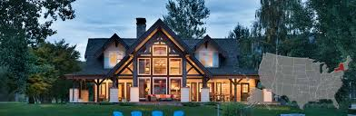 new york log and timber frame homes by precisioncraft