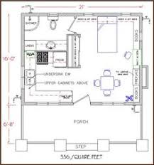One Room Cottage Floor Plans One Room Cabin Floor Plans Bernard Building Center Chalet 24x52