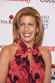 what does hoda kotb use on her hair today show anchor hoda kotb a first time mom at age 52 houston