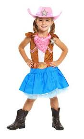 Cowgirl Halloween Costume Child Western Cowgirl Costume Chasing Fireflies Rodeo