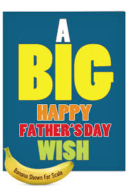 jumbo s day cards big s day wish big ones s day greeting card nobleworks