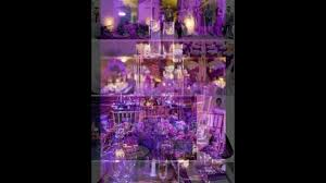purple wedding decorations purple wedding theme decor ideas inspiration discount wedding