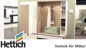 Furniture In Bathroom Technology For Furniture In The Hallway Hettich Sliding Doors