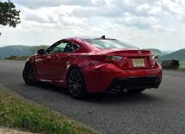 lexus rc f performance package 2016 lexus rc f review autonation drive automotive blog