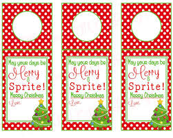 printable sprite gift tags sprite bottle tags may