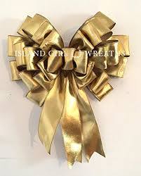 large gift bows graduation gift bow gold ribbon large gift bow gold