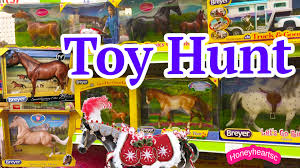 Horse Christmas Gifts For Men Toy Store Hunt Breyer Model Horses Schleich Mlp Barbie More Toys