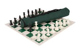 Glass Chess Boards Quiver Chess Set Combination Solid Plastic Regulation Pieces