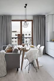 living room decorating ideas for apartments scandinavian apartment by agnieszka karaś homeadore 4