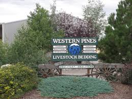 Landscaping Wood Chips by Western Pines Landscaping
