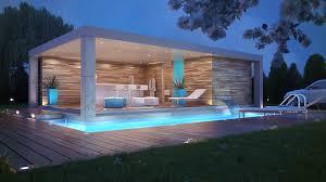 Home Design 8x16 Small Pool House Designs Pool Design Ideas