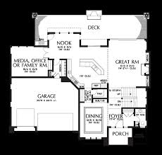 House Plans For Sloping Lots Mascord House Plan 2450 The Karstan