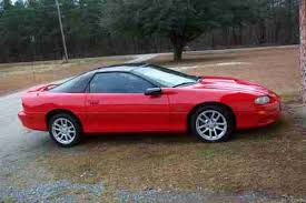 1998 ss camaro sell used 1998 camaro z 28 ss slp t top 6 speed low
