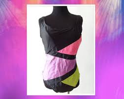 1980s colors 80s leotard etsy