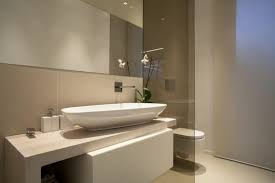 Awesome Salle De Bain Dans Awesome Salle De Bain Taupe Blanc Gallery Amazing House Design