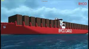 ultra large container ship will turner largest container ship