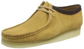 clarks originals clarks originals wallabee men u0027s lace up shoes