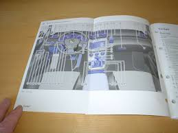volkswagen passat owners manual handbook c w wallet 2005 2012