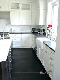 white tile kitchen backsplash backsplash subway tile ideas tiles black granite with white subway