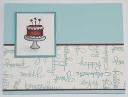 november stamp a stack card class birthday cards rachel u0027s blog