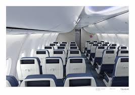 Southwest Airlines Interior Southwest Reveals New Seats Yay One Mile At A Time