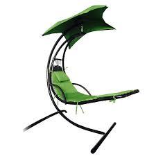 Hanging Chaise Lounge Chair Colgante Chaise Lounge Silla Hamaca Tumbona De Pool De Muebles