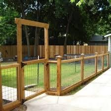 Backyard Ideas For Small Yards by 25 Best Backyard Fences Ideas On Pinterest Wood Fences
