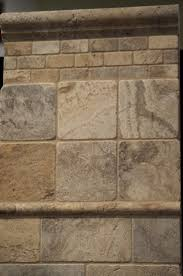 Tile For Kitchen Backsplash Best 10 Travertine Backsplash Ideas On Pinterest Beige Kitchen