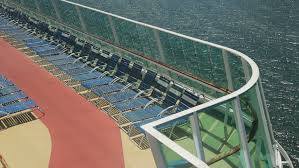 Handrails Sydney Handrails At Border Of Swimming Pool With Wavy Water Stock Footage