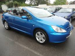 blue peugeot used peugeot 307 cars second hand peugeot 307