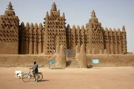 great mosque of djenné wikipedia