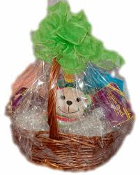 how to make a gift basket puppy gift baskets how to make your own