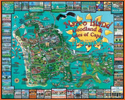 marco island florida map 11 best goodland fl images on marco island coral