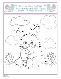 bent tree estates civic association easter bunny coloring page