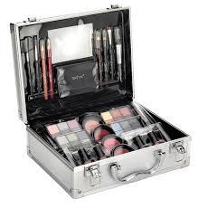 technic large beauty case with cosmetics amazon co uk beauty
