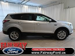 Ford Escape Warning Lights - 2017 new ford escape se fwd at fairway ford serving youngstown