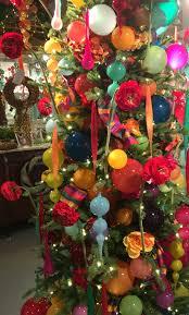 jim marvin teal green bubblegum glass ornaments set of 2